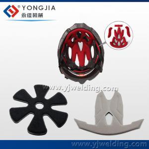 China Automatic Helmet Inner Padding Making Machine, YJ-H600 Helmet Foam Padding Making Equipment on sale