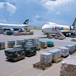 China Cheapest reliable Air freight forwarder shipping from china to slovakia on sale