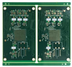 China 4 layer FR-4 Multilayer PCB Circuit board Manufacturing with fast lead time on sale