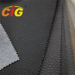 Anti Scratch Super Strong Synthetic Polyurethane Leather Fabric For Car Decorative