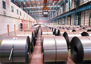 China No en frío el grano orientó altas laminaciones de acero eléctricas del acero del silicio on sale