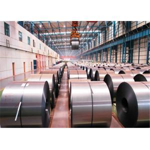 China Non laminé à froid le grain a orienté les stratifications élevées en acier électriques d'acier de silicium on sale