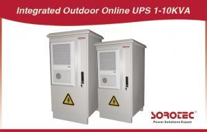 China 60Hz 0.8 power factor Outdoor UPS HW9110E Series 1KVA / 800W, 1000KVA / 8000W on sale