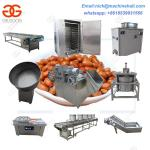 Fried Peanut Processing Line with Good Price|Automatic Peanut Production Line|Easy Operate Groundnut Processing Machine