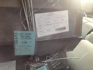 China 440A ( 7Cr17MoV ) stainless steel sheets on sale