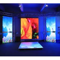 IP40 HD LED Screen 16 Bit Gray Scale 1920Hz Refresh Rate Low Power Comsumption