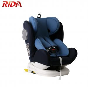 China 360 degree rotation Group 0 1 2 3 safety inflatable baby car seat on sale