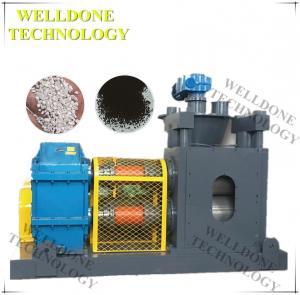 China MgCl2 Dry Granulator Machine 5 - 80Mesh Granule Beyond 50% Granulation Rate on sale