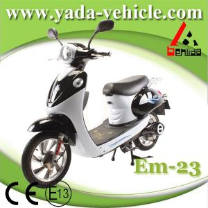 China 48v 450w 12ah 16inch drum brake sport style used motorcycles for sale  (yada em23) on sale