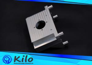 China 0.02mm Tolerance Aluminium Rapid Prototyping CAD PRO Print With Silk Screen Finish on sale