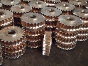 China worm gear machinging parts with high quality on sale