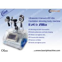 Mini Multi Function Beauty Equipment / Cavitation Slimming Machine For Weight Loss