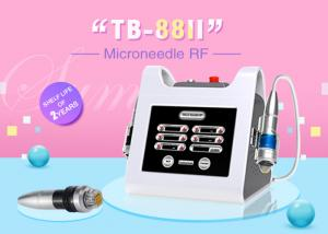 China Microneedle Fractional RF Radio Frequency Machine For Skin Tightening Wrinkle Removal on sale
