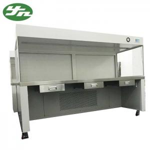 China Horizontal Laminar Airflow Cabinet For Cleaning Room Packaging Operation on sale