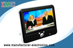 China Portable Digital TV,7inch diagonal 16:9 panel(IMC-T106TV) on sale