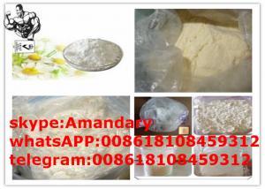 China Anti Estrogen Raw Steroid Powders Formestane CAS 566-48-3 99% Lentaron Powder on sale