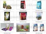 le sac flexible, sac de casse-croûte, sac de sucrerie, nourriture met en sac, aliment pour animaux familiers met en sac, les sacs liquides d'emballage