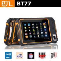 BATL BT77  rugged tablet with fingerprint sensor 1D/2D scanner and RFID reader 3G wifi bluetooth