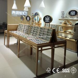 China Retail all kinds of sunglasses display shelvinge on sale