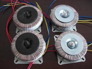 China audio toroidal transformer on sale