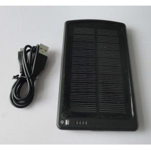 China 5V 3Ah Portable iPhone/ PSP solar Powered backup on sale
