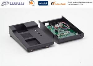 China Customized Plastic PCB Housing / ABS Plastic Enclosures With Screw Inserts For PCB on sale