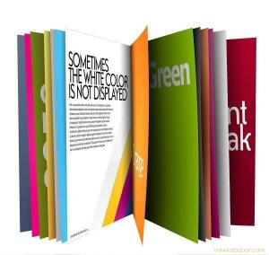 China Customize Perfect Binding Softcover Book Printing on sale