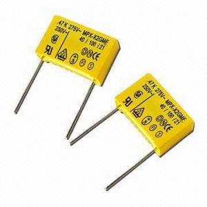 China Newest and Hot Metallized Polypropylene Film Capacitor on sale