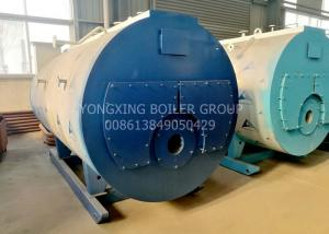 China Environmentally Friendly Industrial Gas Fired Boilers , Natural Gas Fired Boiler on sale