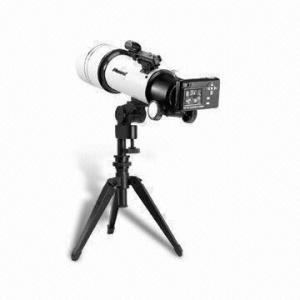 Digital Telescope with 3 0-megapixel Digital Camera and 1 8x