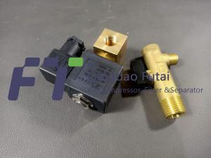 China Solenoid Valve 23434830 For Ingersoll Rand Air Compressor Valves on sale