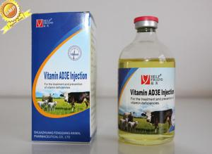 China multivitamins for animals pig medicine cettle medicine Vitamins AD3E Injection on sale