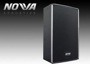 China 300 W Single 12 Inch Live Music Speakers , 8Ohm Live Pro Audio Speaker supplier
