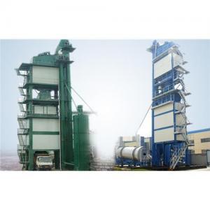China Hot Asphalt Mixing Plant on sale