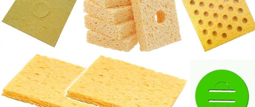 Weller® Soldering Sponges 037103477323