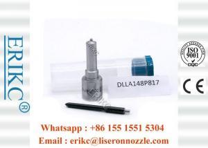 DLLA148P817 Common Rail Injector Nozzles Auto Car Jet Fuel