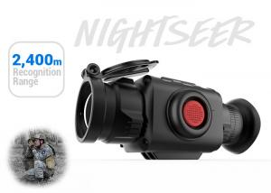 China Handheld Monocular Night Vision Scope Wild Observation Use With 2400m Detection Range on sale