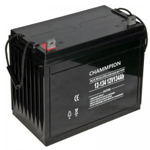 China Deep Cycle 135ah / 134ah Rechargeable Sealed Lead Acid Battery 12v For Off Grid Solar System on sale