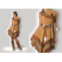 China Native American Indian Custom Cosplay Costumes Carnival Party Cosplay Dresses on sale