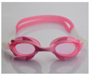 China 2015 cute children silicone swim googles on sale