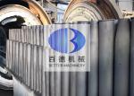 Professional Silicon Carbide Tube Burner Nozzle 300 - 500mm Long Abrasion Resistant