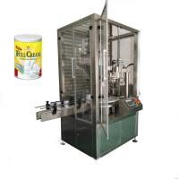 Can Tin 2-step powder filler powder filling machine,Cheap Automatic Packaging machinery for can tin bottle