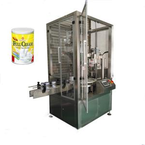 China Coffee powder filler powder filling machine for Can Tin on sale