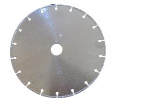 China Nikle Bond System Diamond Cutting Disc Durable Long Lasting Lifespan For FRP GRP on sale