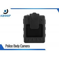 China 1080P GPS Police Body Cameras Recorder With 4000mAh Battery on sale