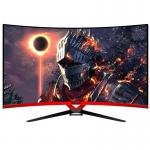 China Slim Design Full HD  Monitor , LED LCD Monitor 18.5 Inch With Built In Speaker wholesale