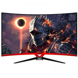 China Slim Design Full HD  Monitor , LED LCD Monitor 18.5 Inch With Built In Speaker on sale