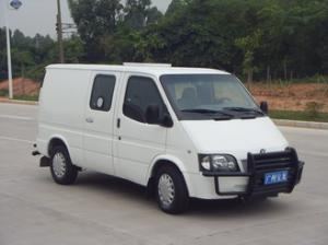 China Armored cash-transport vehicle on sale