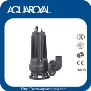 China Sewage pump,Submersible pump WAQS on sale