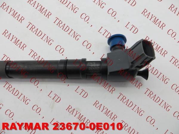 DENSO Genuine piezo injector 295700-0550 for TOYOTA Hilux REVO 1GD
